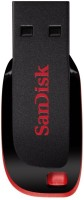 View SanDisk Cruzer 8 GB Pen Drive(Red, Black) Laptop Accessories Price Online(SanDisk)