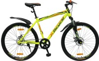 X Bicycle Cliff 26Inches Single Speed Mountain Bike For Adults Neon Green & Yellow 26 T Mountain/Hardtail Cycle(Single Speed, Multicolor)