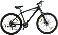 X Bicycle SMART 650B 27.5inches 21 Speed Mountain Bike For Adults Black & Blue 27.5 T Mountain/Hardtail Cycle(21 Gear, Multicolor)