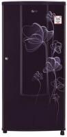 LG 185 L Direct Cool Single Door 1 Star Refrigerator(Purple Heart, GL-B181RPHU)