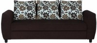 View Cloud9 Delta Fabric 3 Seater(Finish Color - Coffee) Furniture (Cloud9)