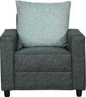 View Cloud9 Katty Fabric 1 Seater(Finish Color - Multicolor) Furniture (Cloud9)