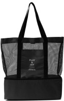 NK-STORE Nylon Play & Joy Insulated Cooler Picnic Gym Bag Mesh Beach Tote Sports Lunch Bag Waterproof Multipurpose Bag(Multicolor, 5 L)