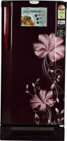 Godrej 190 L Direct Cool Single Door 3 Star Refrigerator(Iris Wine, RD EDGE PRO 190 PD 3.2)