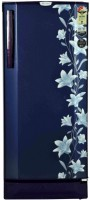 Godrej 210 L Direct Cool Single Door 3 Star Refrigerator(Jasmine Blue, RD EDGEPRO 210 CT 3.2)