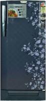 Godrej 190 L Direct Cool Single Door 3 Star Refrigerator with Base Drawer(Indigo Floret, RD EDGEPRO 190 PDS 3.2)