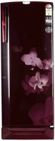 Godrej 240 L Direct Cool Single Door 3 Star Refrigerator with Base Drawer(Orchid Wine, RD EDGEPRO 240 PDS 3.2)