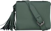 Old Tree Women Green PU Sling Bag