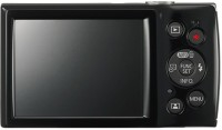 View Canon IXUS 185 NONE Point & Shoot Camera(Black) Camera Price Online(Canon)