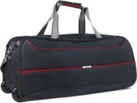 VIP 26 inch/66 cm Norway Dft 67 Blue Duffel Strolley Bag(Blue)
