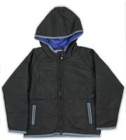 612 League Full Sleeve Solid Boys Jacket
