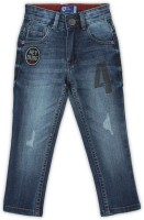 612 League Regular Boys Blue Jeans