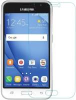 Pugo Top Tempered Glass Guard for Samsung Galaxy J1 (2016) thumbnail