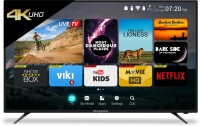CloudWalker Cloud TV 165cm (65 inch) Ultra HD (4K) LED Smart TV(Cloud TV 65SU)