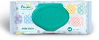 Pampers Fresh Clean(64 Pieces)