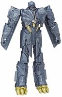 Transformers The Last Knight Titan Changers Megatron(Gold, Grey)