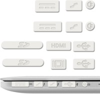 View Pashay USB White Anti-dust Plug(Laptop Pack of 12) Laptop Accessories Price Online(PASHAY)