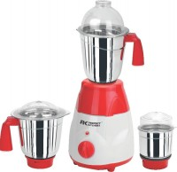KUMAKA Perfect Kitchenz 3 Jars High Performance & Classic Heavy Duty Mixer Grinder (Red) 550 Mixer Grinder(Red, White, 3 Jars)