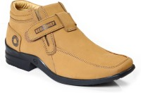 Red Chief RC1299 Boots For Men(Tan)