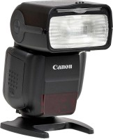 Canon Speedlite 430 EX III-RT Flash(Black)
