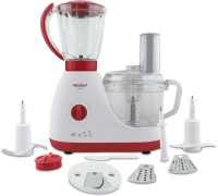 Maharaja Whiteline Fiesta food processor 600 W Food Processor(White)