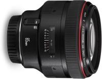 Canon EF85mm f/1.2L II USM Lens�  Lens(Black, 10 - 24)