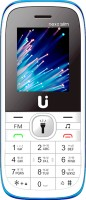 UI Phones Nexa Slim$(White & Blue)