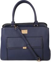 Van Heusen Women Casual Blue PU Hand-held Bag