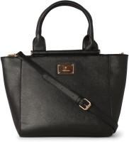 Van Heusen Women Casual Black PU Hand-held Bag