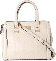 Van Heusen Women Casual White PU Hand-held Bag