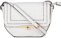 Van Heusen Women Casual Silver PU Hand-held Bag