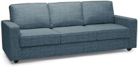 View Dream Furniture Fabric 3 Seater(Finish Color - Blue) Furniture (Dream Furniture)