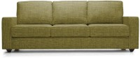 View Dream Furniture Fabric 3 Seater(Finish Color - Green) Furniture (Dream Furniture)