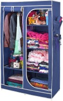 View ARSH AW30-Blue-High Capacity Upto 70Kgs Carbon Steel Collapsible Wardrobe(Finish Color - Blue) Furniture (ARSH)
