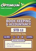 Optimum Educators Educational DVDs MAHARASHTRA BOARD STD 12 BOOK KEEPING & ACCOUNTANCY(DVD)