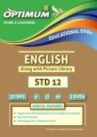 Optimum Educators Educational DVDs MAHARASHTRA BOARD STD 12 ENGLISH YUVAKBHARTHI(DVD)