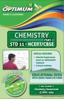 Optimum Educators Educational DVDs STD 11 CBSE/NCERT CHEMISTRY 2(DVD)