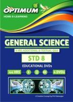 Optimum Educators MAHARASHTRA BOARD STD 8 SCIENCE(DVD)