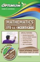Optimum Educators STD 11 CBSE/NCERT MATHEMATICS 2(DVD)