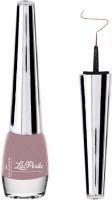La Perla Laerla Pack Of 1 Sparkeling Eyeliner 5MLx1pc-LE101-Pink 5 g(Pink) - Price 99 64 % Off
