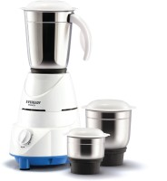 Eveready MG500i 500 W Mixer Grinder(White, 3 Jars)
