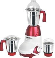 KUMAKA Perfect Kitchenz 3 Jars High Performance & Heavy Duty Axel Mixer Grinder (White). 550 Mixer Grinder(Red, White, 3 Jars)