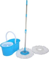 Shivonic Pure virgin and High quality material Wet & Dry Mop(Multicolor)