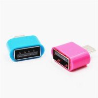 View Smart Micro USB OTG Adapter(Pack of 2) Laptop Accessories Price Online(Smart)