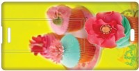 Via Flowers Llp VPDR161078 16 GB Pen Drive(Multicolor)