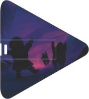 Color Works CPDT81036 8 GB Pen Drive(Multicolor)