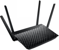 Asus AC58U AC1300 Dual Band Gigabit Wireless Router Router(Black)