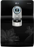 View LG WW180EP 8 L RO + UV +UF Water Purifier(Black) Home Appliances Price Online(LG)