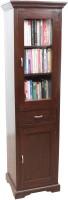 View BIC Solid Wood Display Unit(Finish Color - Dark Walnut) Furniture (Bic)