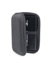 frndzmart Shock Proof 2.5 inch External Hard disk Case Protector External Hard Drive(For WD, Seagate, Samsung, Dell, HP, Toshiba, HCL, FRNDZMART, Black)